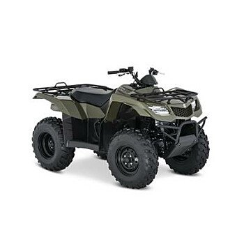 2019 Suzuki KingQuad 400 for sale 200773343